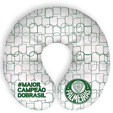 Almofada De Pescoço Palmeiras Maior Campeão Oficial