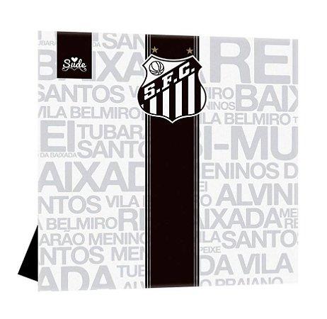 Porta Retrato MDF Santos FC Oficial