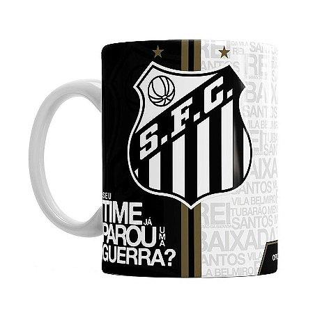 Caneca Santos FC 330ml Oficial