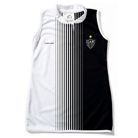 Vestido Infantil Atlético MG Tubinho - Torcida Baby