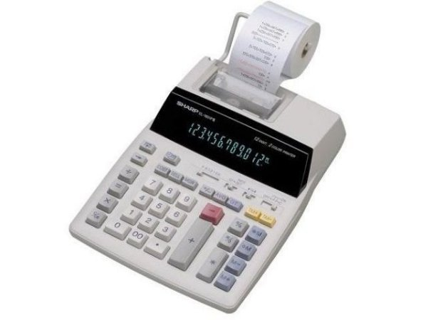 Calculadora Eletrônica com Impressão