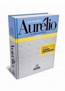 Mini dicionário Aurelio