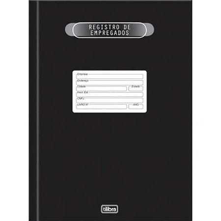 Livro Registro dos Funcionários