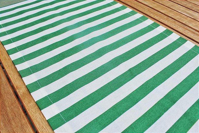 Trilho de Mesa Listras Verde