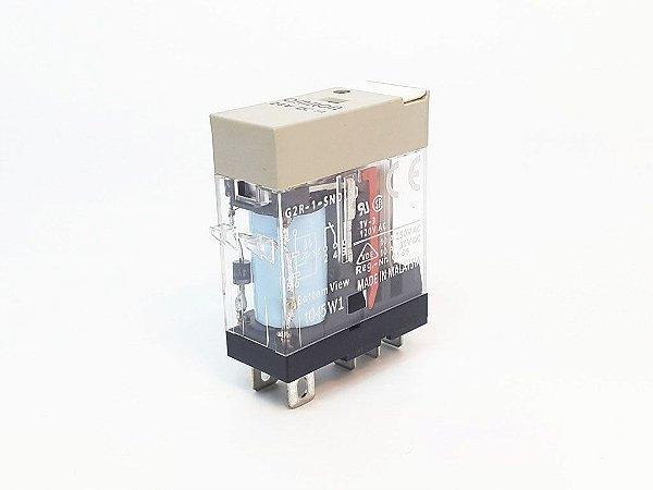 RELE G2R-1-SND(S) 24VCC 1 REV. 10A OMRON