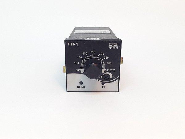 CONTROLADOR TEMPERATURA ANALOGICO FH-1 450ºC DIGIMEC