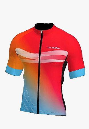 camisa ciclismo masculino nordico califórnia ref 1341 c6