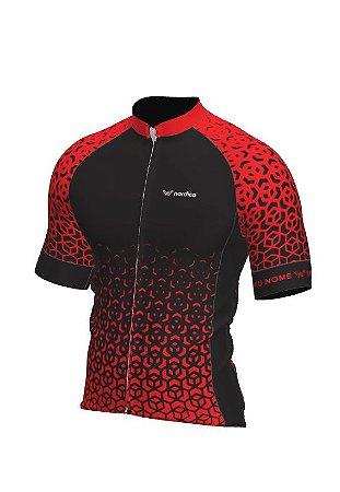 camisa ciclismo nordico nitro personalizado vermelho ref 1320 c6