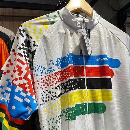 Camisa ciclismo nordico guns roses ref 1343 c6