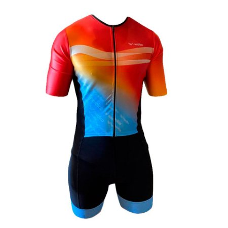 macaquinho ciclismo masculino nordico california ref 1338 m57