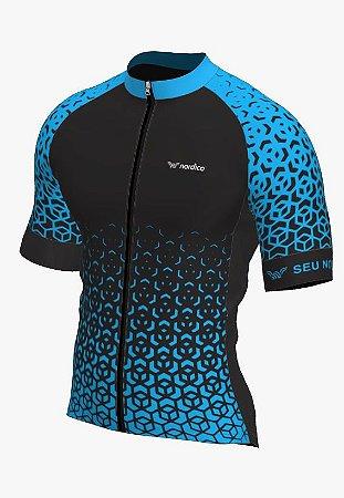 camisa ciclismo nordico nitro personalizado azul ref 1352 c6