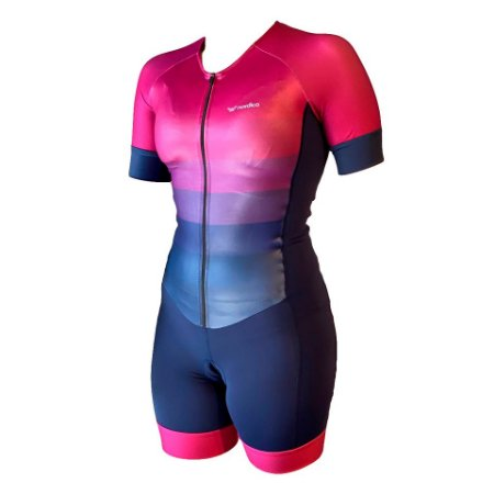 macaquinho ciclismo feminino purple rain ref 1339 m12