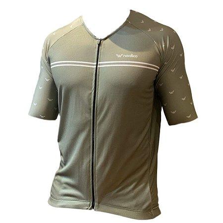 camisa ciclismo Reptile com bandana  ref 1349 c58