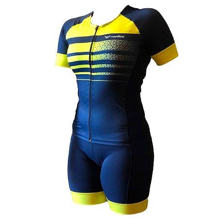 macaquinho ciclismo feminino ravena ref 1356 m29