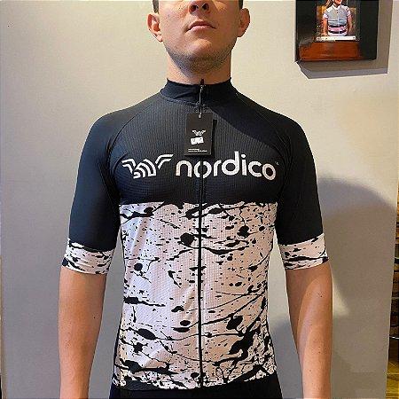 Camisa ciclismo nordico Ink Black ref 1354 c6