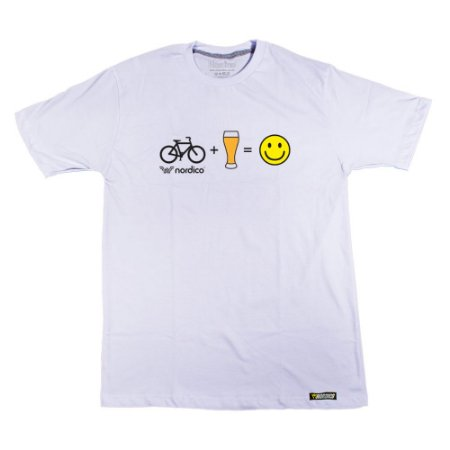 camiseta nordico make me feel ref 1129