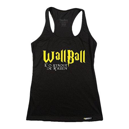 regata nordico Feminina Wall Ball