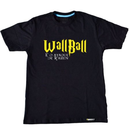 camiseta nordico Wall Ball