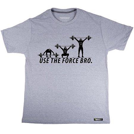 camiseta nordico use The Force
