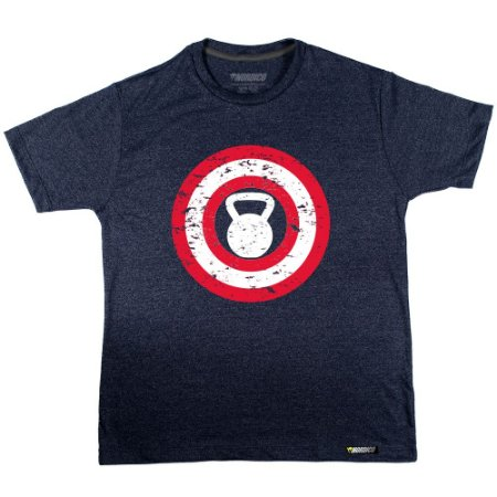 camiseta nordico Cross Cap