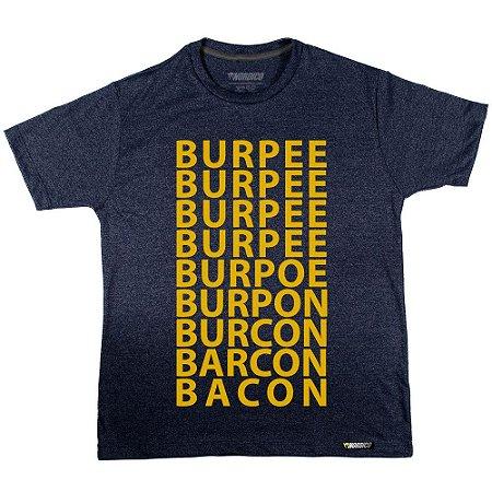camiseta nordico Bacon Burpee