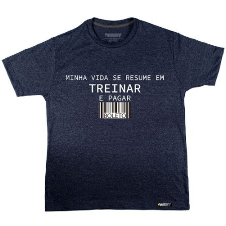 camiseta nordico treinar e pagar boleto