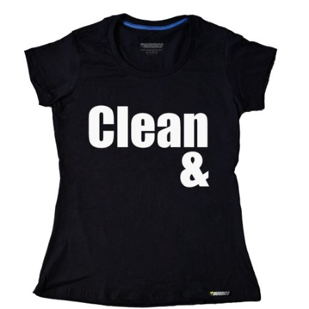 baby look nordico Clean and