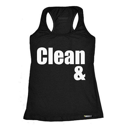 regata nordico feminina Clean and