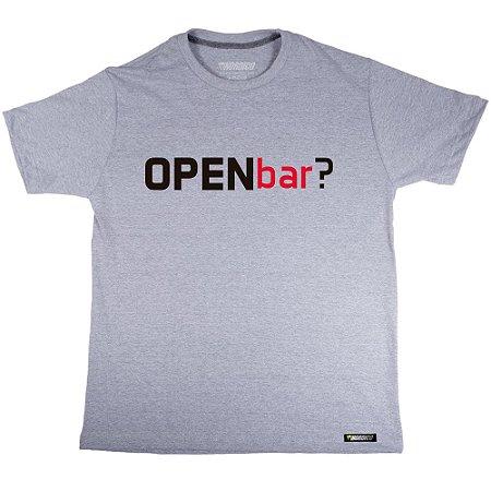camiseta nordico Open Bar