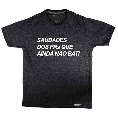 camiseta nordico Saudades dos Prs