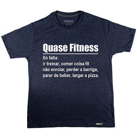 Camiseta quase fitness