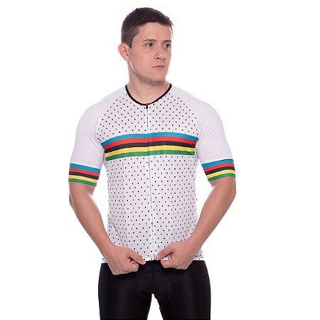 camisa nordico CICLISMO global master com faixa refletiva ref 1109
