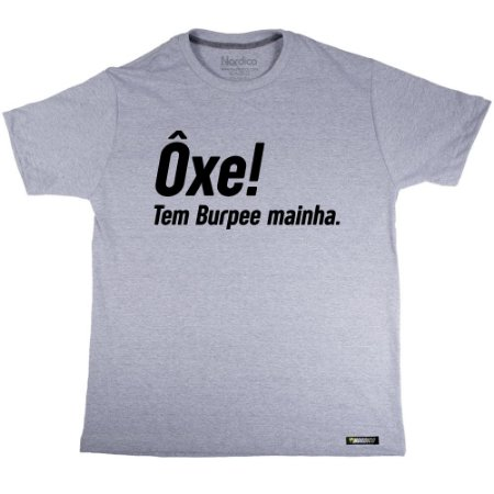 Camiseta nordico Oxe Burpee