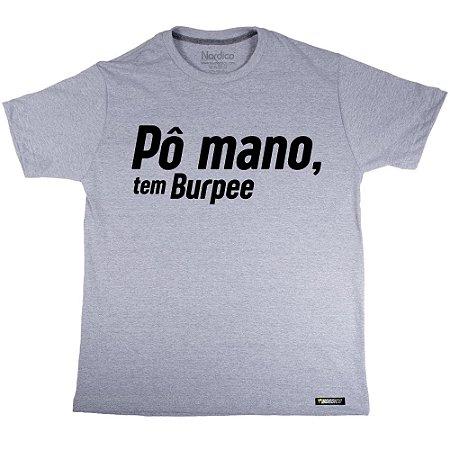 Camiseta nordico Po mano Burpee