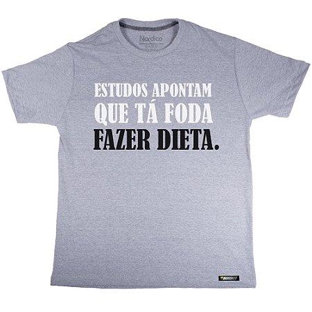camiseta nordico estudos