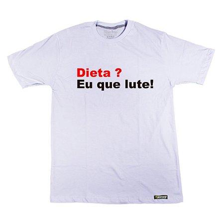 camiseta nordico dieta eu que lute