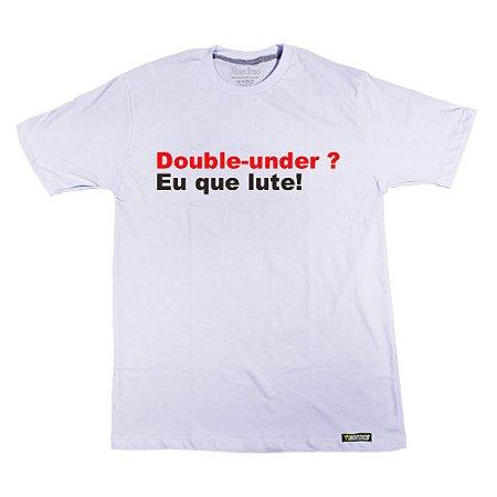 camiseta nordico double under eu que lute