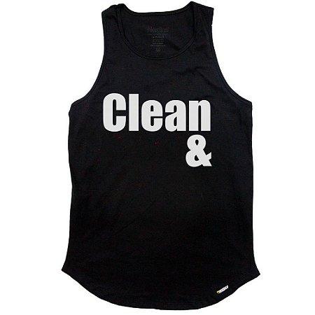 regata masculina nordico Clean and