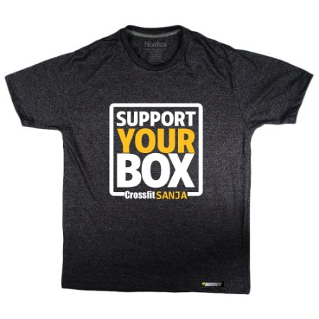 Camiseta support Sanja Crossfit