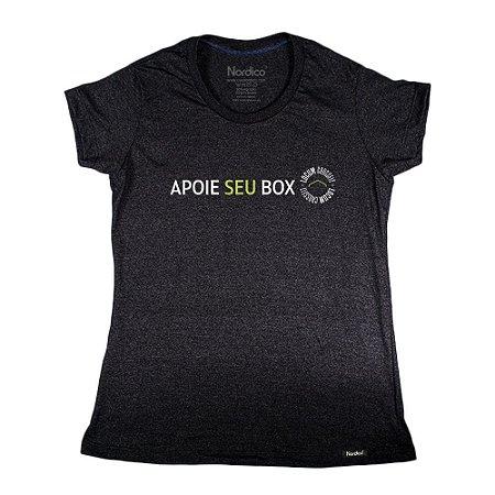 Camiseta support locum Crossfit