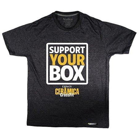 Camiseta support Ceramica Crossfit