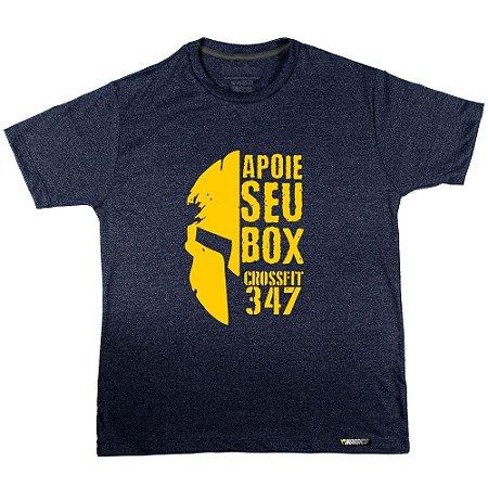 Camiseta support crossfit 347