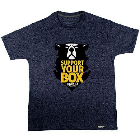 Camiseta support Madala Crossfit