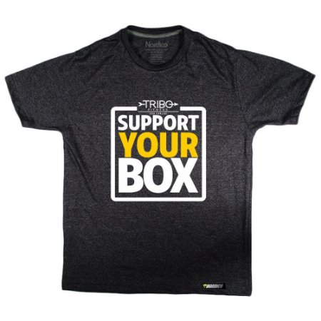 Camiseta support Tribo Fitness