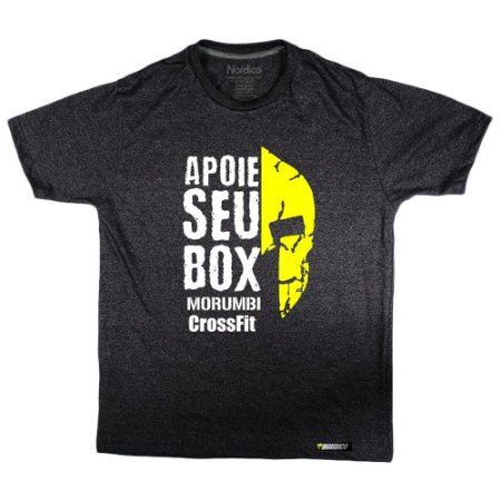 Camiseta support Morumbi Crossfit