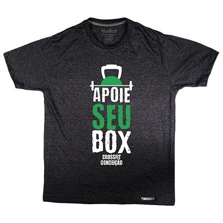 Camiseta support crossfit conceição