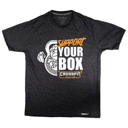 Camiseta support CROSSFIT gaspar
