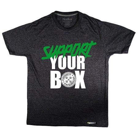 Camiseta support CROSSFIT CATAGUASES