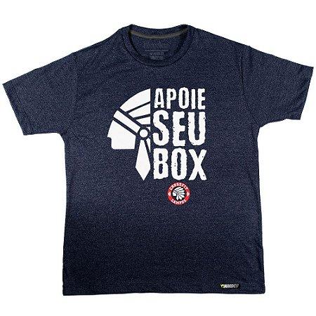 Camiseta support crossfit campos