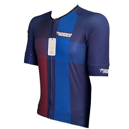 camisa ciclismo nordico waterfire 1025